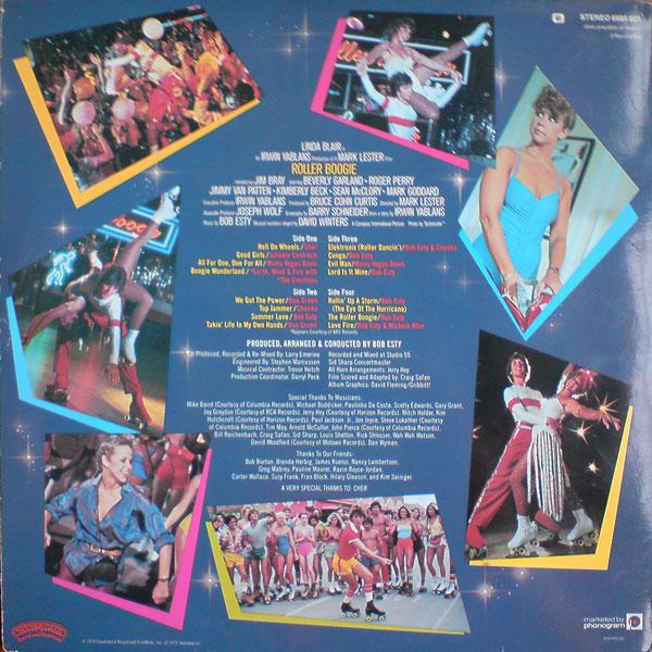 Disco2GO: VA - (1979) ROLLER BOOGIE (OST)