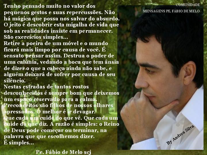 Padre Fabio De Melo Amor Verdadeiro