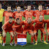 As cores dos uniformes - Holanda