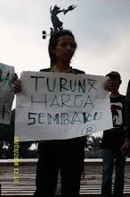 Turunkan Harga Sembako!!!