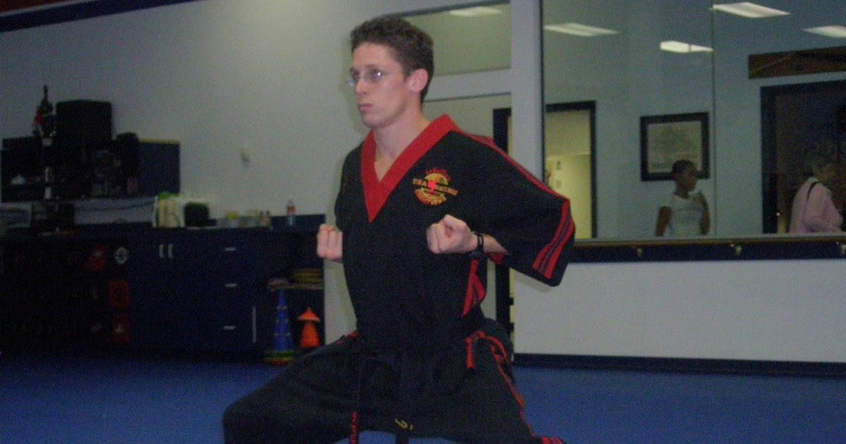 My trip to Black Belt at 50    and beyond!: White Belt
