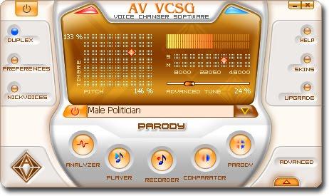 av voice changer software gold 7.0.22