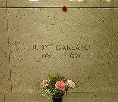 WizardofBaum: Judy Garland Grave