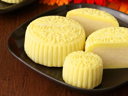 Recipe Durian Moon Cake