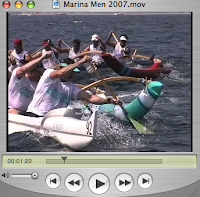 Marina Men's Race