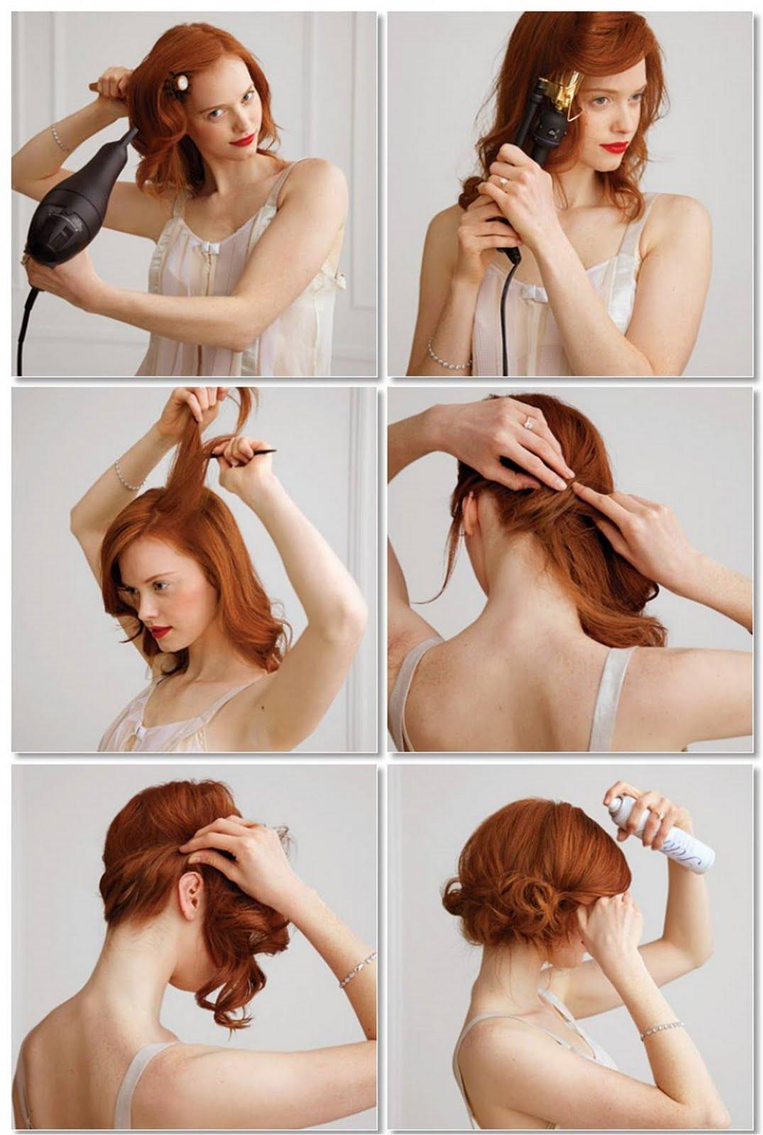 Frisuren Für Schulterlanges Haar Anleitung