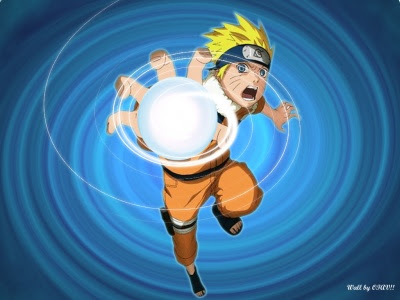 Imagenes Naruto Naruto Y Su Rasengan