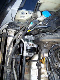 life is hood how to replace an alternator in a 2002 kia. Black Bedroom Furniture Sets. Home Design Ideas