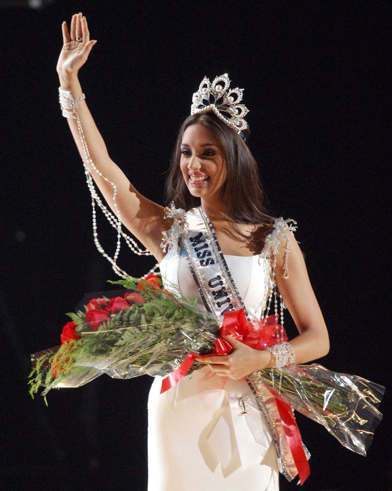 Interview with Miss Universe 2003 Amelia Vega