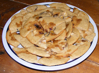 muffin+cookies+cut Nectarine Spice Muffin Cookies