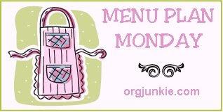 mpm3 Menu Plan Monday