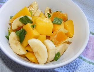 fruit Easy but impressive fruit salad