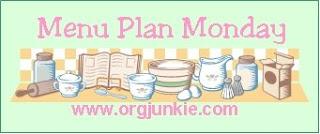 mpm1 Menu Plan Monday