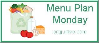 greenmpm Menu Plan Monday