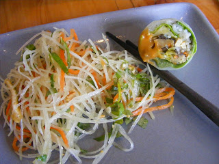 Food adventures and Papaya salads