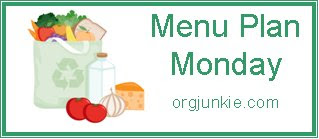 greenmpm Menu Plan Monday