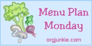 mpm8 Menu Plan Monday