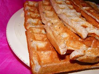 """""""Fluffy"""" Waffles"""