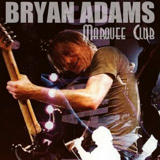 rocking maniacs bryan adams live at marquee club london 03 06 1987. Black Bedroom Furniture Sets. Home Design Ideas