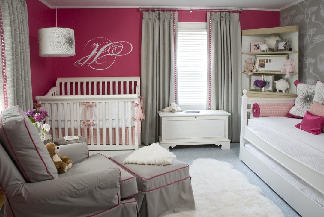 baby girls room - photo #26