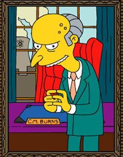C.M. Burns