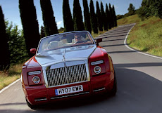 I Want this Car - Rolls-Royce Drophead Coupe