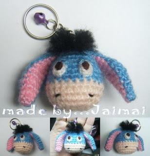 Pablo, the Rock-Donkey. Crochet Instructions English | 320x308