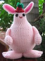 free amigurumi crochet pattern