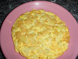 Potato and Egg Frittata