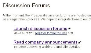 Prosper Lending Review: Prosper seeks accountant