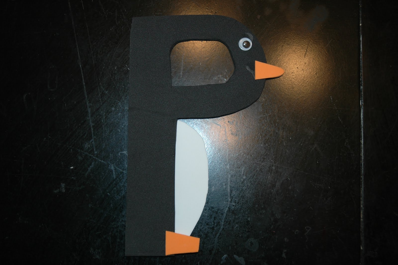 This And That Letter Pp