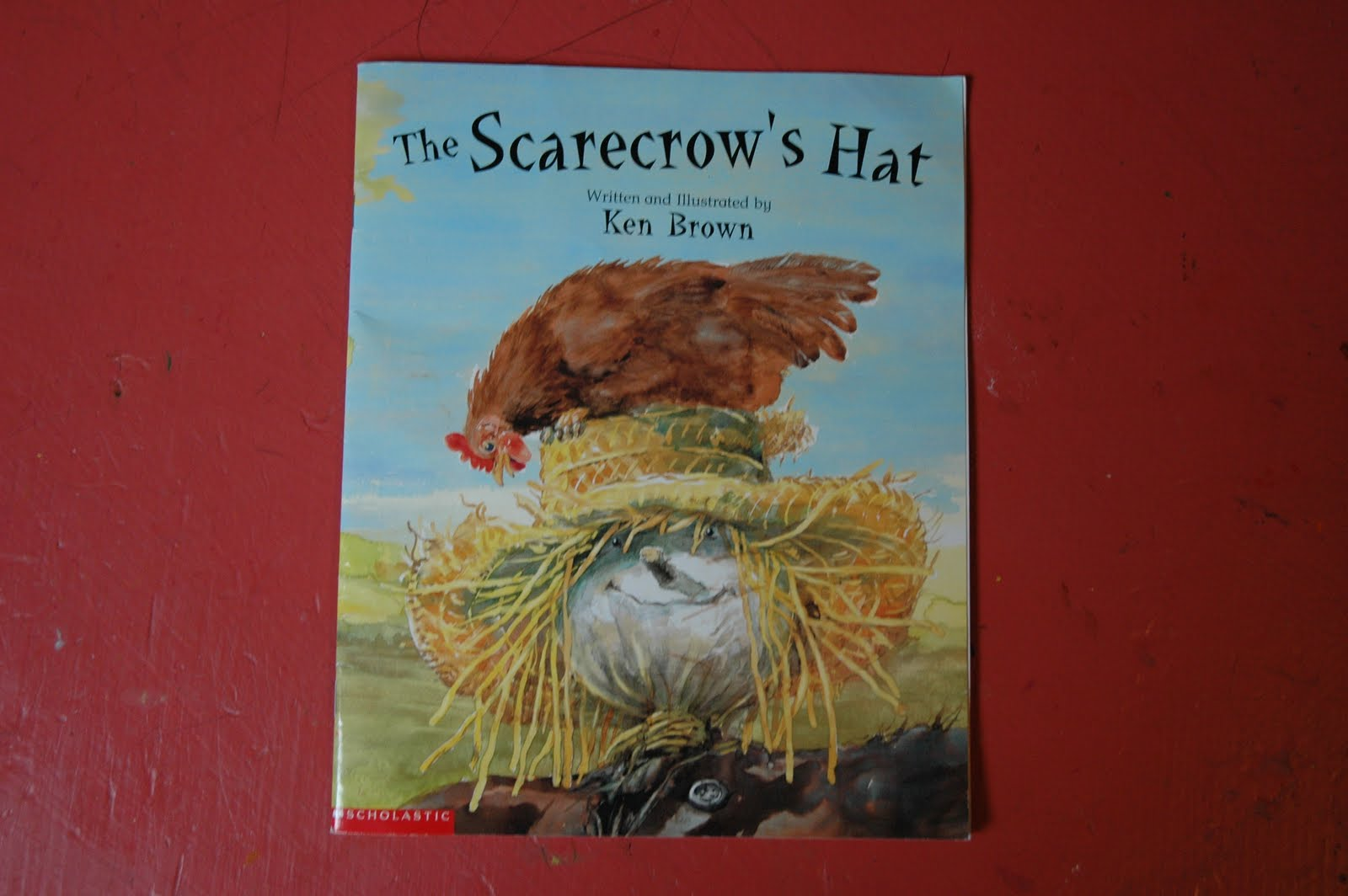 This And That Scarecrow Fun