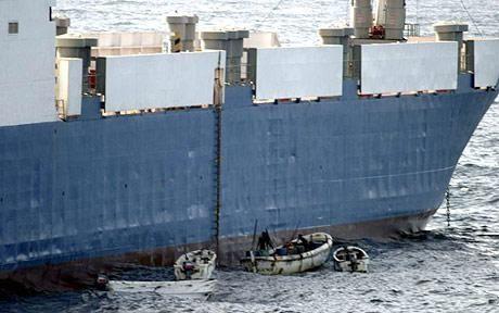Svensk styrka ska stoppa pirater utanfor somalia