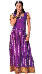 kerala style pavada blouse