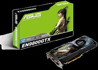 ASUS EN9800GTX HTDP 512M