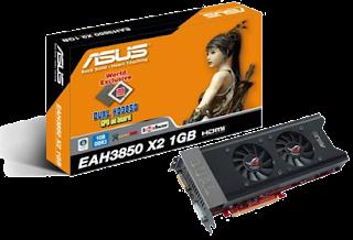 ASUS EAH3850X2/HTDI/1G