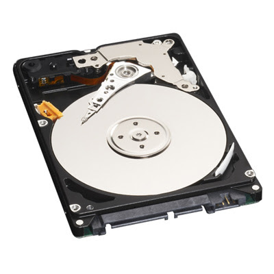 Western Digital Scorpio Black 7200rpm SATA