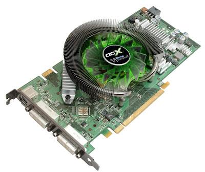 BFG GeForce 8800GT OCX