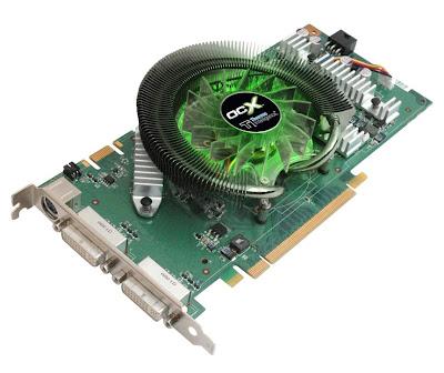 BFG GeForce 9600GT OCX