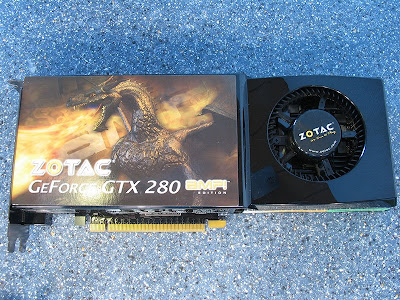 Zotac GeForce GTX 280 Amp! Edition