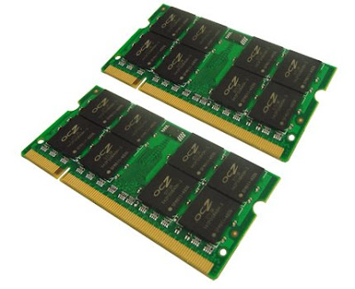 OCZ 3GB PC2-5400 SODIMM Kit