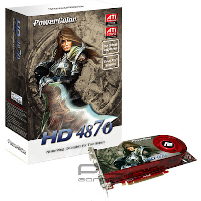 PowerColor ATI Radeon HD 4870 video card