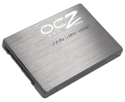 OCZ CORE series SSD 2.5-inch SATA II drive