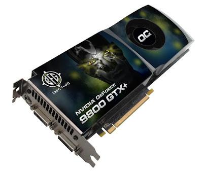 BFG GeForce 9800 GTX+ OC video card