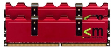 Mushkin Enhanced 4096 MB, XP2-8000 Redline X-Line memory modules