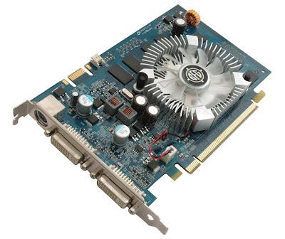 BFG GeForce 9500 GT video card