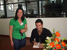 """""""OS LAÇOS QUE NOS UNEM"""" - Sessão de autógrafos em Ansião"""