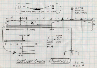 Ft Chuck Glider Plans