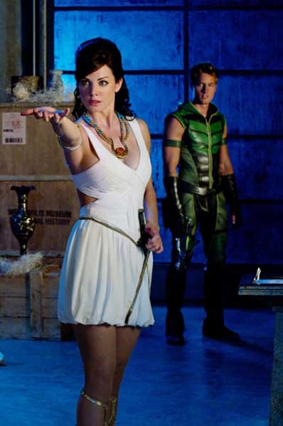 Dig Lois Laneu0027s Isis costume for the October 22 2010 episode of Smallville  sc 1 st  Moongem Comics & Moongem Comics: Halloween Countdown 2010 Day 16: Lois Lane As Isis