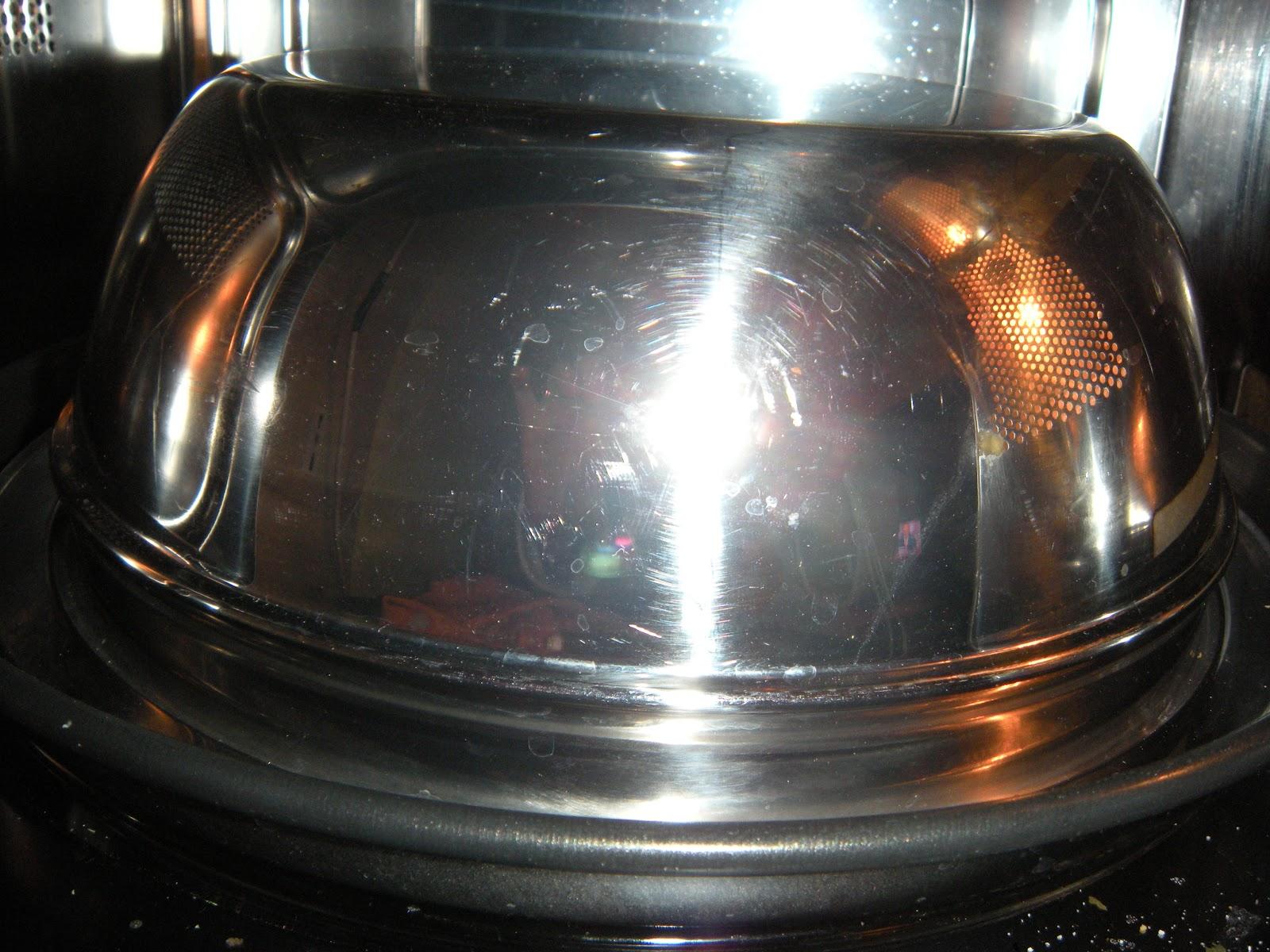 Nelnomedellarosa dorare con il forno a microonde senza la - Forno con microonde ...